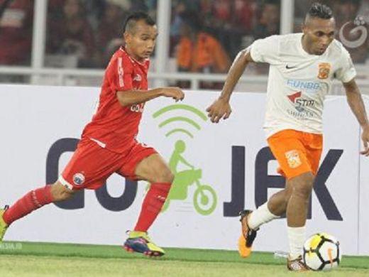 Persija Tak Turunkan Formasi Terbaik Lawan Borneo FC