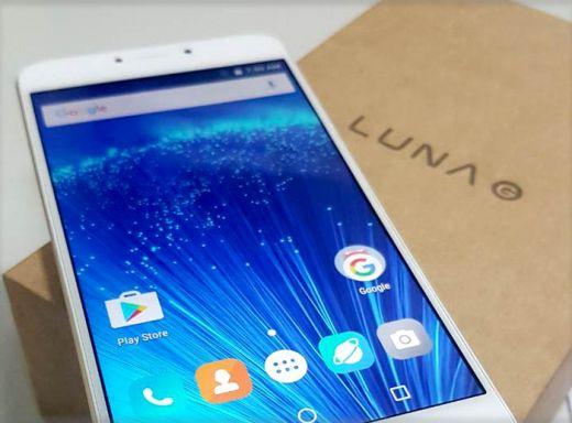 Luna G Hadir di Ajang Gadget Invasion Week 2017, Smartphone Anti Ngelag Multi Operator