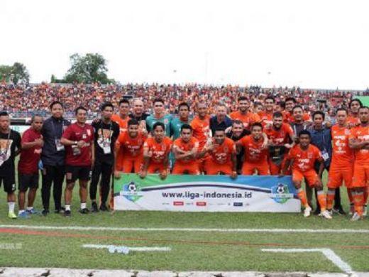 Borneo FC Lakukan TC di Bontang