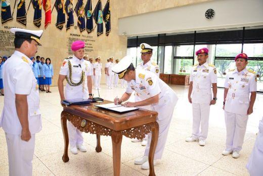 Kasal: Network Centric Warfare Tuntutan Angkatan Laut Modern