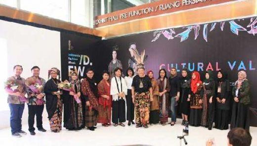 KDEI Persembahkan Kain Milenial Ethnic Fashion Show Bhinneka Tunggal Ika di IFW 2019