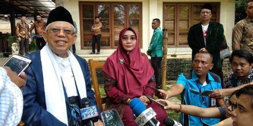Genjot Suara Jokowi di Garut, Maruf Amin Gunakan Strategi Dodol