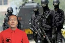 Gerak Cepat Aparat Tangkap Teroris Ketimbang Kasus Harun Masiku