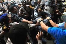 Ngaku Sedih dan Minta Maaf, Polri: Kekerasan terhadap Jurnalis Cuma Oknum