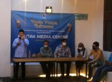 Resmikan Media Center, Gelora Targetkan 1 Juta Kader di Bulan Oktober 2021