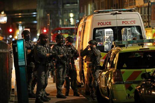 6 Orang Tewas Akibat Teror di London, 3 Pelaku Ditembak Mati