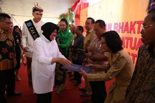 Muhammadiyah Surabaya: Ranah Bu Rismaharini Bukan Jatim, tapi Nasional
