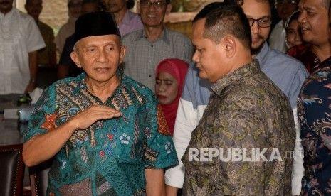 Ketum PP Pemuda Muhammadiyah Sebut Ada Niat Busuk Para Pembenci Amien Rais