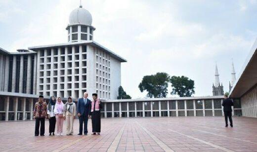 Terkait SMS Teror Masjid Istiqlal, Polisi Bebaskan Iyus Lesmana dan Ringkus Mudji Dachri