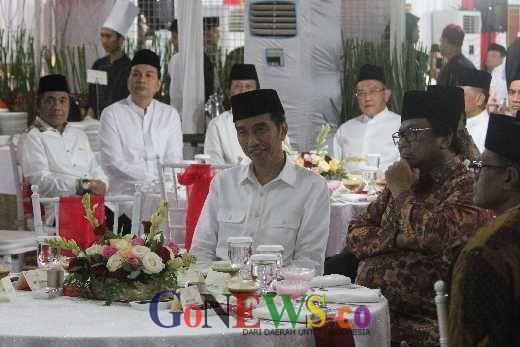 Presiden Jokowi: Saya Selalu Saja Dituduh Melindungi PKI