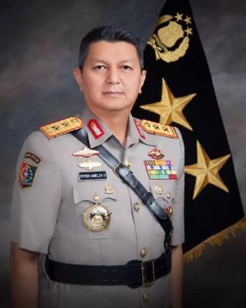 Kapolda Sumut Yang Menyatakan Habib Rizieq Imam Besar Umat Muslim Indonesia Dimutasi