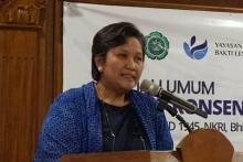 Solidaritas dan Kedermawanan Modal Wujudkan Keadilan Sosial