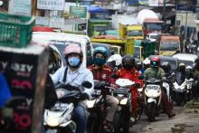 Dinyatakan Zona Merah, 62 RW Terapkan Pembatasan Sosial Skala Lokal Jakarta