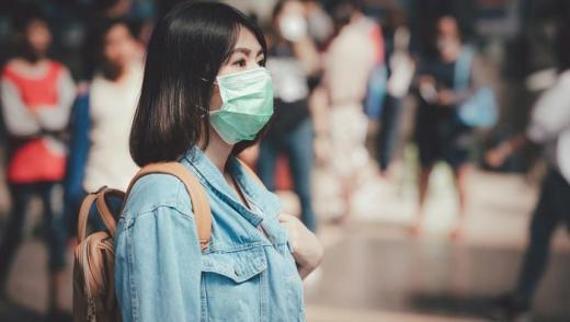 Anies: Tidak Gunakan Masker di Jakarta, Didenda Rp250.000