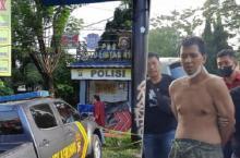 Tusuk Leher Polantas, Pelaku Mengaku Teroris