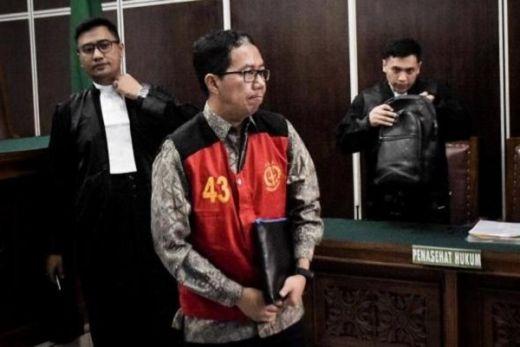 JPU Tuntut Joko Driyono Hukuman 2 Tahun 6 Bulan