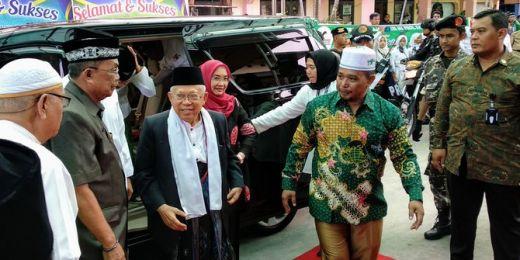 Ketika Maruf Amin Bicara Peluang Kader NU Dipilih jadi Menteri oleh Jokowi