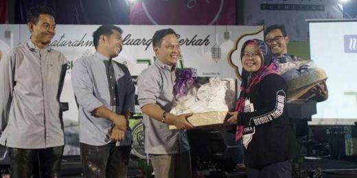 Band Wali Komitmen Membangun 100 Musala Diberbagai Daerah di Indonesia