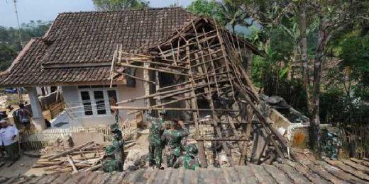 Hingga Sabtu Malam, Korban Meninggal Gempa Banten Total Lima Orang