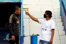 Dokter Tim Arema FC Akan Lakukan Pemeriksaan Berkala