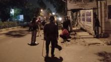 Puluhan Geng Motor Bersenjata Golok Serang Laskar FPI saat Pasang Spanduk Habib Rizieq