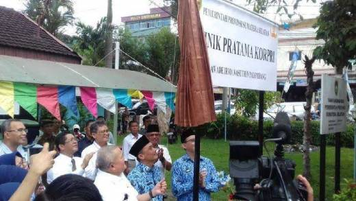 Selain KorpriMart, Gubernur Sumsel Hadirkan Klinik Korpri Gemilang, Klinik dengan Pelayanan Terbaik