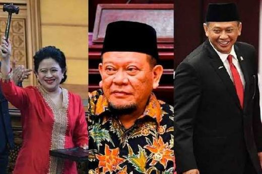 MPR, DPR, DPD Dipimpin Orang Jokowi, PKS: Nggak Ngaruh