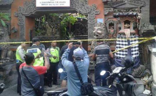 Gubrak..! Selain 31 Paket Sabu, Polisi Juga Temukan Senjata Api di Rumah Wakil Ketua DPRD Bali