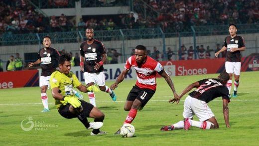 Kalahkan Madura United, Jacksen: Berkat Disiplin dan Militansi