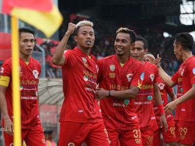 Kalahkan Persita, Kalteng Putra Promosi ke Liga 1