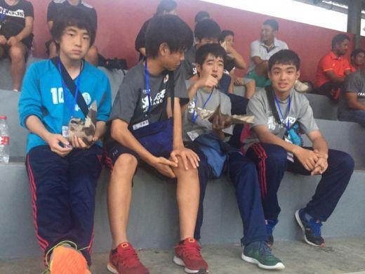 Sate Bali Digemari Pemain Progresso Sano FC