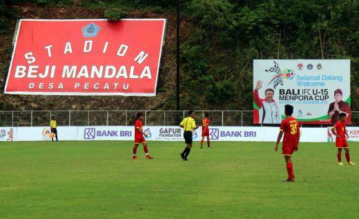 Stadion Beji Mandala Menambah Daerah Sport Tourism di Bali