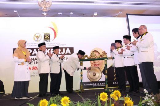 Rakernas Fraksi PKS Tingkatkan Produktivitas Lembaga Legislatif