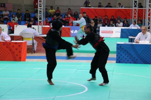 Indonesia Tempatkan Empat Pesilat ke Final