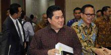 Erick Thohir Ancam Copot Karyawan Garuda Indonesia yang Angkut Harley Ilegal