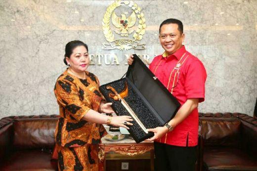 Ketua MPR Dorong Pemerintah Tingkatkan Wisata Budaya