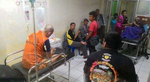 Delapan Tahanan Polres Muntah-muntah, Diduga Keracunan Massal