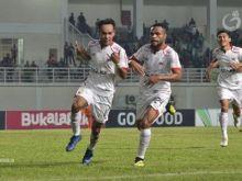 Persija Pesta Gol ke Gawang Borneo FC