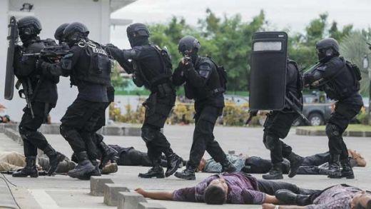 DPR: Amerika dan Inggris Ingin Belajar Penanganan Terorisme ke Indonesia