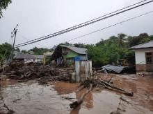 Update Banjir Bandang di Flores Timur, 44 Meninggal dan 24 Hilang
