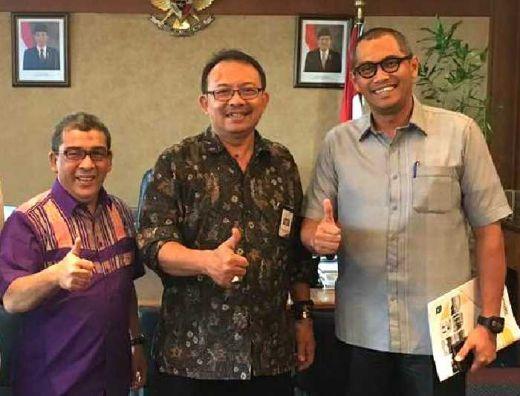 Tingkatkan Ekonomi Kreatif, Kemenpar Segera Bentuk Tim Percepatan Pengembangan Pariwisata Riau