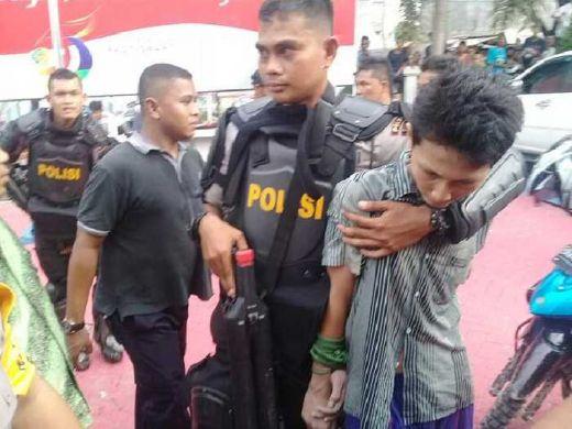Dari 200 Tahanan Sialang Bungkuk yang Kabur, Baru 70 yang Tertangkap, Warga Pekanbaru Tetap Harus Waspada