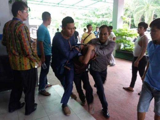 Dua Napi Kabur Berhasil Ditangkap, Sempat Mengelak dan Mengaku Penjual Lontong