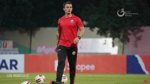Tim Pelatih Persija Tetap Awasi Aktivitas Pemain
