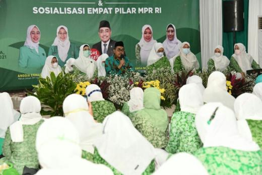 Ikatan Hafizhah Fatayat NU Diharap menjadi Pelestari Alquran