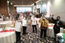Kemenpora Gelar Media Gathering Bertajuk Indonesia Menuju Olimpiade 2021