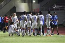 Eduardo Almeida Tangani Arema FC Usai Lebaran