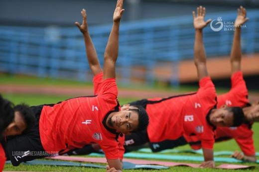 Borneo FC Terus Berbenah Hadapi Persaingan Ketat
