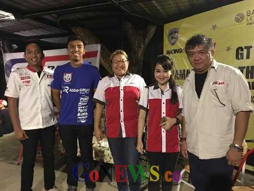 Pembalap GT Radial Ramaikan GT Radial Ramadan On The Road di Bandung
