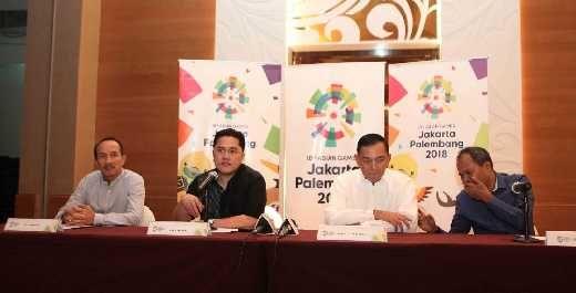 Progres Pencairan Anggaran Asian Games 2018 Terus Dikomunikasikan
